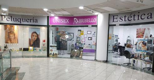 Peluquería Bribello en Candelaria - Centro Comercial Punta Larga