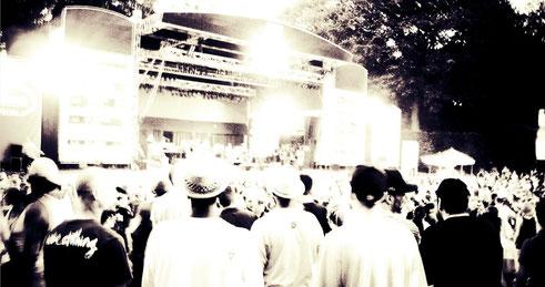Dienstag: Open Air im Stadtpark HH - Nas & Damian Marley