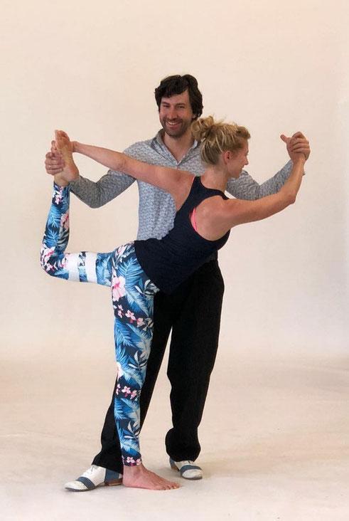 Yoga für Tangotänzer