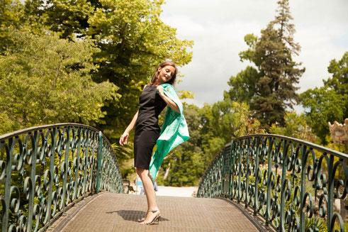foulard fanfaron, carré de soie, made in france, luxe, panache, allure, art de vivre à la française, histoire