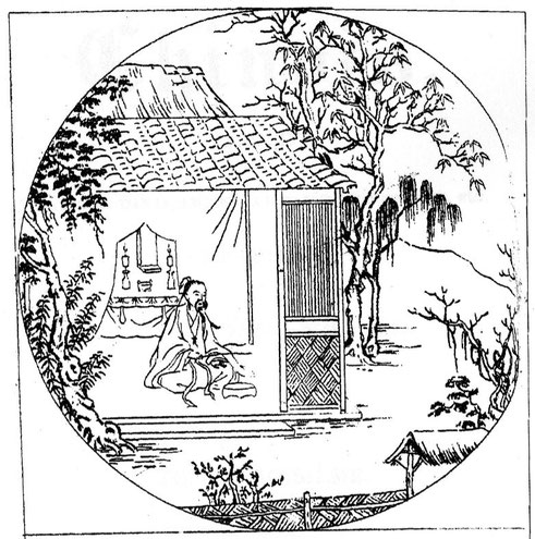La matrone du pays de Soung. Contes chinois, trad. J. F. DAVIS, P. P. THOMS, F.-X. d'ENTRECOLLES, etc., et publiés par J.-P. ABEL-RÉMUSAT. Moutardier, Paris, 1827.