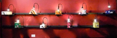 """""""Marquet-Box"""" installation"""