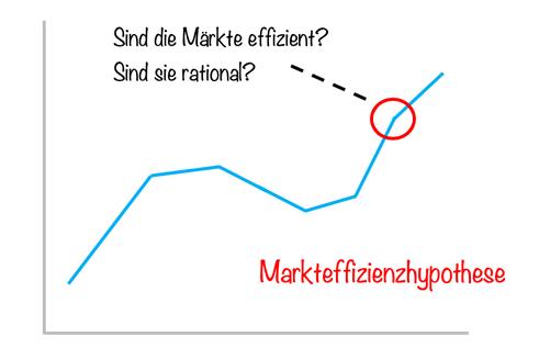 Markteffizienzhypothese erklärt, Investor Schule