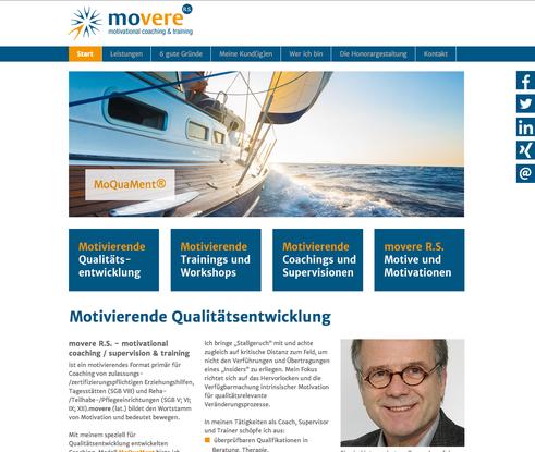 Motivationscoach Roman Schiller Website