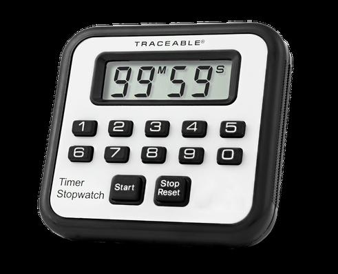 Timer contador de un canal con certificado trazable a NIST 5020