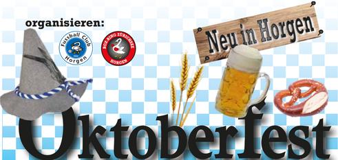 Oktoberfest 2017, org. Box-Ring Zürichsee/Horgen mit Fussballclub Horgen