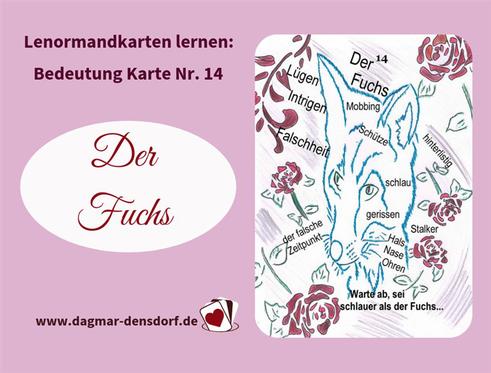 Fuchs Lenormand lernen