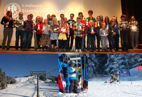 Lindauer Stadtmeisterschaft Ski Alpin
