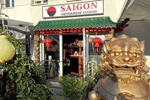 Saigon Restaurant mit exotischen Speisen aus Vietnam