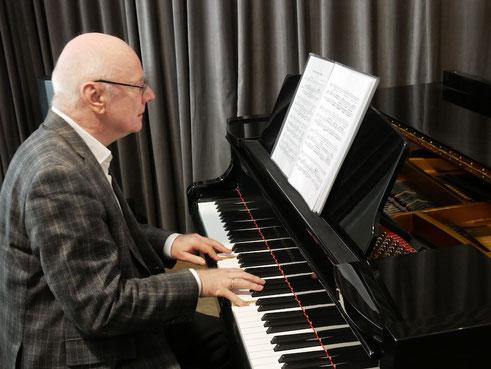 Klavierunterricht für Fortgeschrittene in Berlin-Charlottenburg, Wilmersdorf, Schöneberg, Steglitz