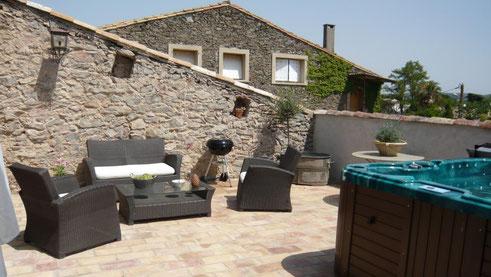 gite pays cathare à castelnau d'Aude