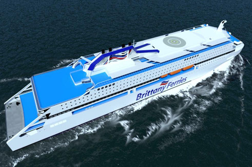 An artist impression of Pegasis. Picture STX France.