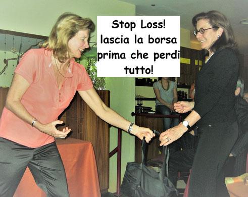 Stop Loss : lascia prima che perdi tutto Irina Reylander