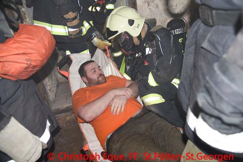 © Frewillige Feuerwehr St. Georgen