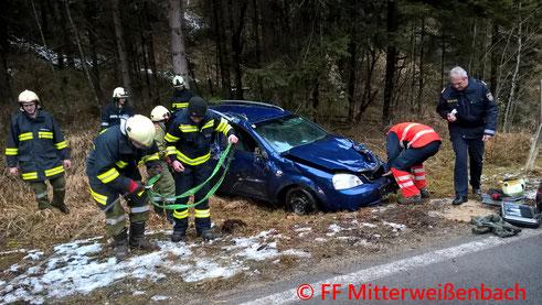 © Freiwillige Feuerwehr Mitterweißenbach