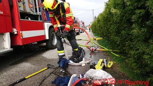 © Freiwillige Feuerwehr Pasching