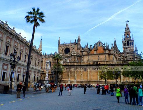La Catédral - La Cathédrale de Notre-Dame-du-siège - Séville