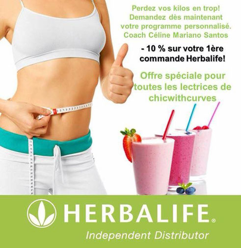 CHICWITHCURVES BLOG MODE MARSEILLE GRANDE TAILLE PLUS SIZE RONDE CURE HERBALIFE