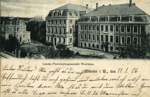 Landesversicherungsanstalt am Bispinghof