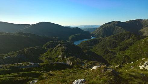 Gullfjellet - ein norwegischer Traum