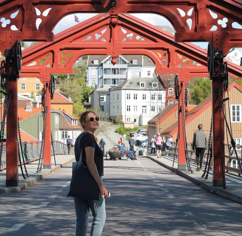 Elske ist nach 10 Monaten Norwegen zurück in Deutschland (Foto: Tabea Gerd-Witte)