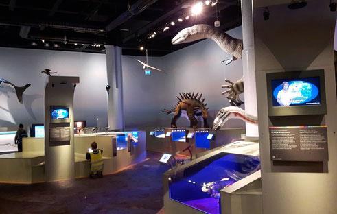 Die langersehnte Dinoausstellung