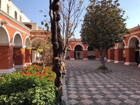 Stadtrundfahrt durch Arequipa mit PERUline