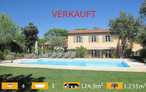 Villa Pool Provence kaufen