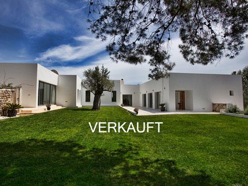 Villa Ibiza mit Pool kaufen