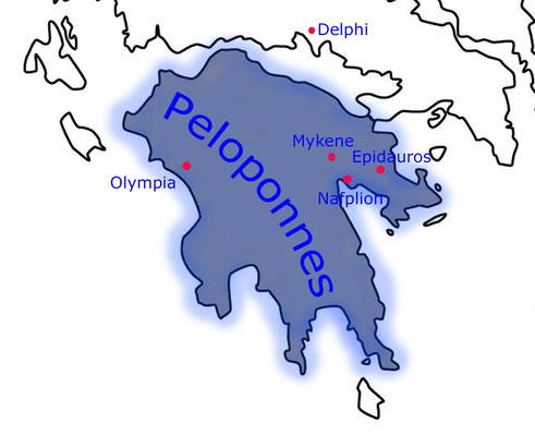 Epidauros Ἐπίδαυρος