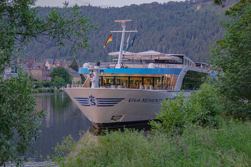 MS VIVA MOMENTS in Traben-Trarbach