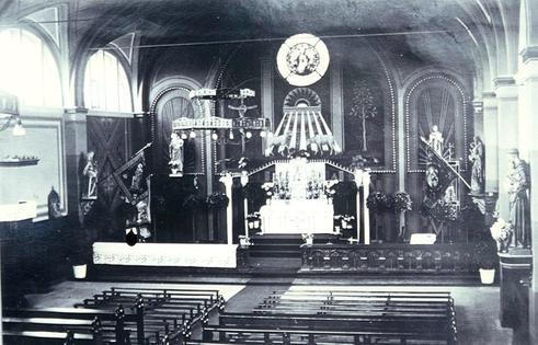 St. Barbara Duisburg Röttgersbach