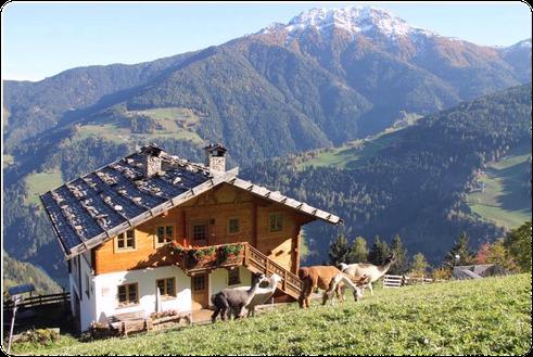 House ©Urlaub auf dem Bauernhof, Rauchegg, Ferienwohnungen, Ultental, Südtirol, agriturismo, appartamenti, Val d'Ultimo, Alto Adige, Sudtirolo