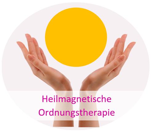 Heilmagnetische Ordnungstherapie nach Johanna Arnold Heilmagnetismus Meßmer Inge Christine Schuler