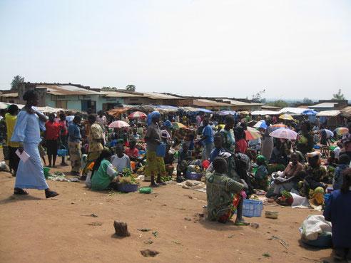 Il mercato di Ingbokolo