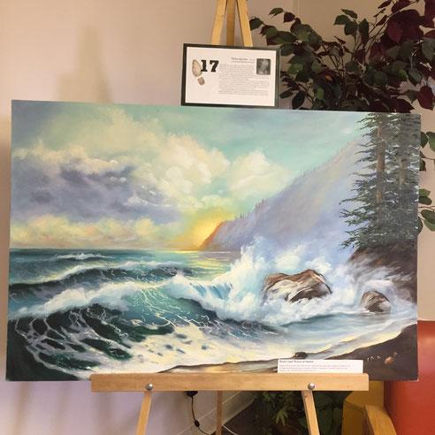 BC Artist Diane Kiernan