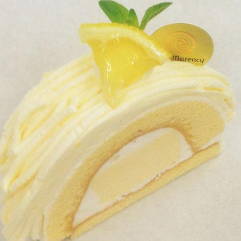 レモンのモンブラン レモンケーキ レモンロール