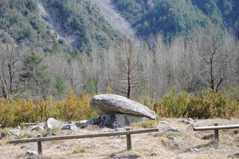 El dolmen de Seira