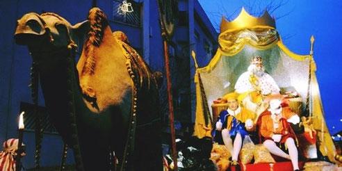 Horario y recorrido de la Cabalgata de Reyes de Cuenca
