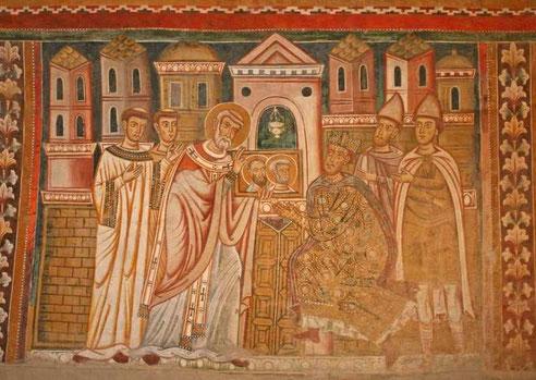 Silvester und der Kaiser