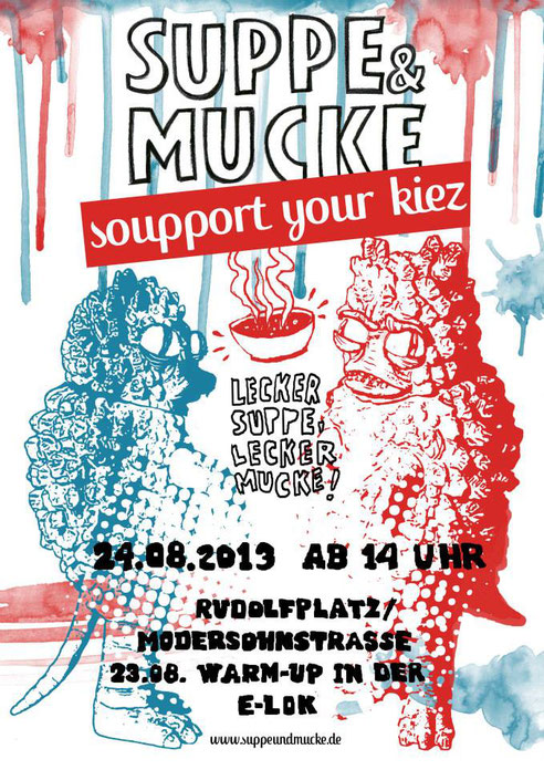 Suppe&Mucke 2013