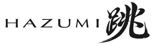 跳(HAZUMI)ロゴ