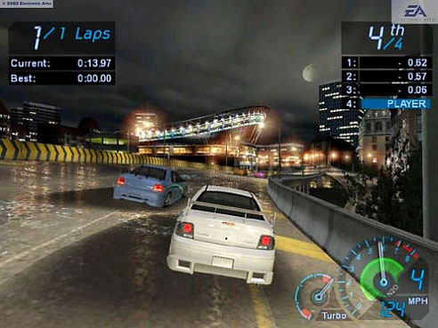 Need for Speed: Underground (2003)