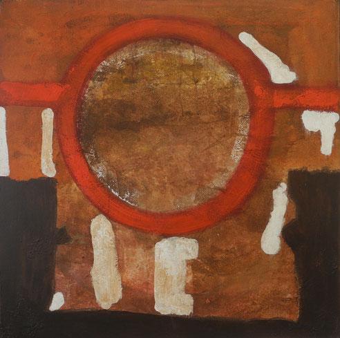100 x 100 cm, 2012