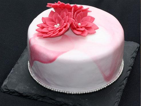 Cake design fête des mères, traiteur domicile