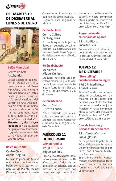 Navidad en Alcobendas