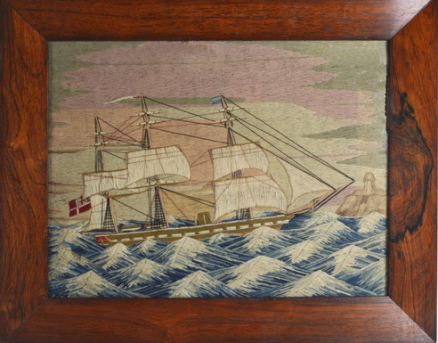 Sailors woolwork large