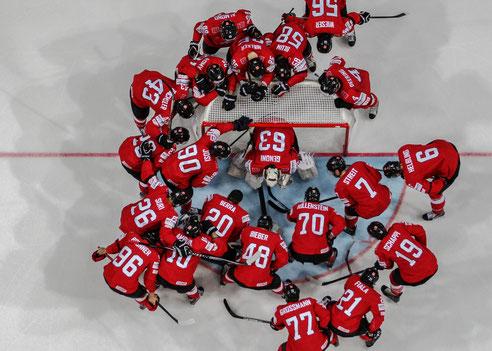 Ice Hockey Swiss National Team Video and Goalie Coach Reto Schurch