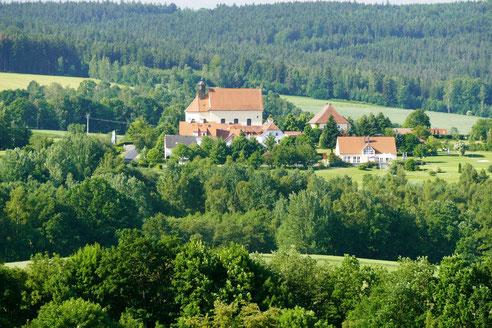 Kleine Kappl Ottengrün von Norden aus (Foto von Raimund Koller)