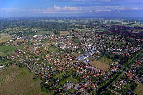 Die Stadt Wiesmoor
